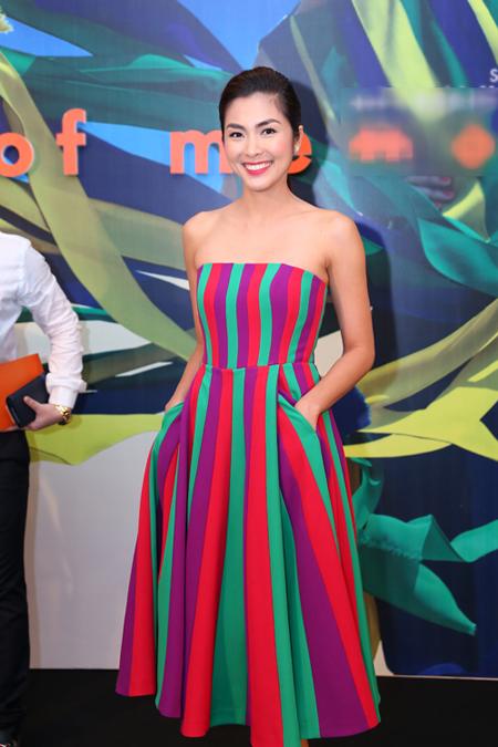 Ngô Thanh Vân, Hà Tăng trang điểm đẹp nhất tuần