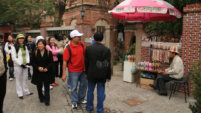 Khách Việt bỏ tour du lịch Trung Quốc ngày càng tăng