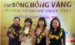 Phụ nữ chiếm khoảng 6,3% ghế lãnh đạo tại Việt Nam