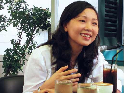 Chuyện một người phụ nữ Việt khởi nghiệp từ… cái áo lót