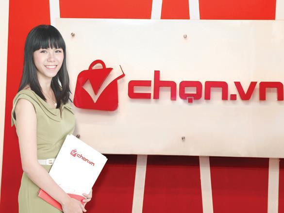 CEO Lê Hoàng Uyên Vy: Từ Thế giới ăn vặt đến Chọn.vn