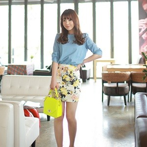 3 kiểu chân váy hoàn hảo cho quý cô công sở mùa hè
