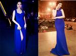 Ngắm mỹ nhân Việt quyến rũ với sắc xanh coban