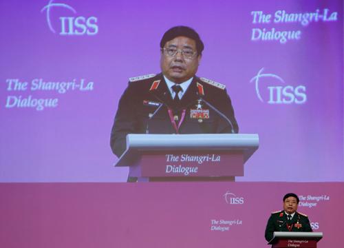 Phát biểu của Bộ trưởng Quốc phòng Việt Nam tại Shangri-La