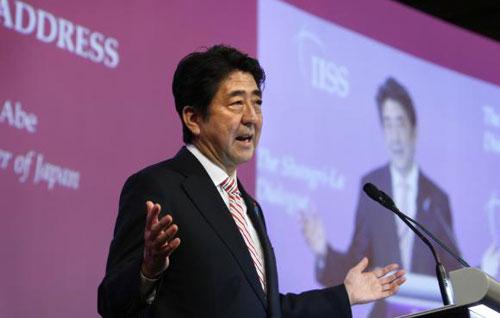 Thủ tướng Abe: Nhật ủng hộ VN ở Biển Đông