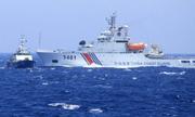 Máy bay trinh sát điện tử Trung Quốc lượn trên đội tàu Việt Nam