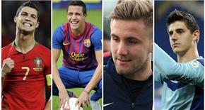 10 cầu thủ đẹp trai hút hồn phái nữ mùa World Cup