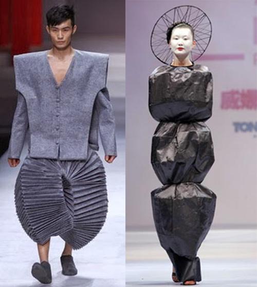 1001 kiểu trang phục không ai dám mặc